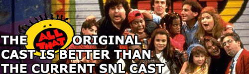 51 The All That Original Cast Is Better Than The Current SNL Cast All That Original Cast
