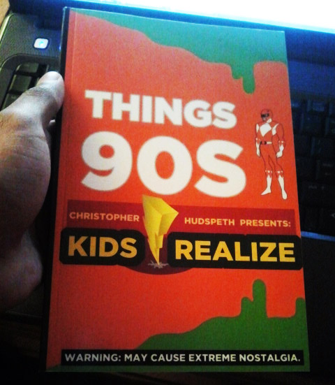 Things 90s Kids Realize The Book On Amazon Com Things 90s Kids