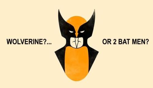 Wolverine or Batmans?
